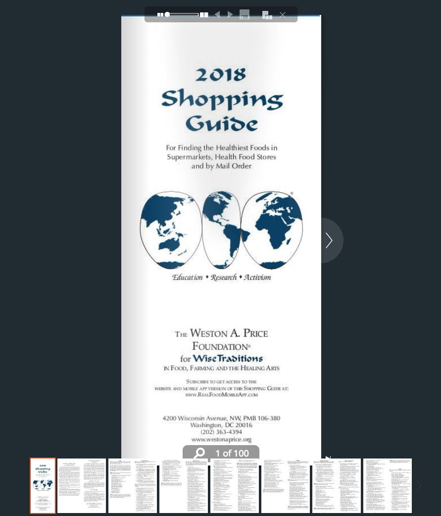 2019 Shopping Guide